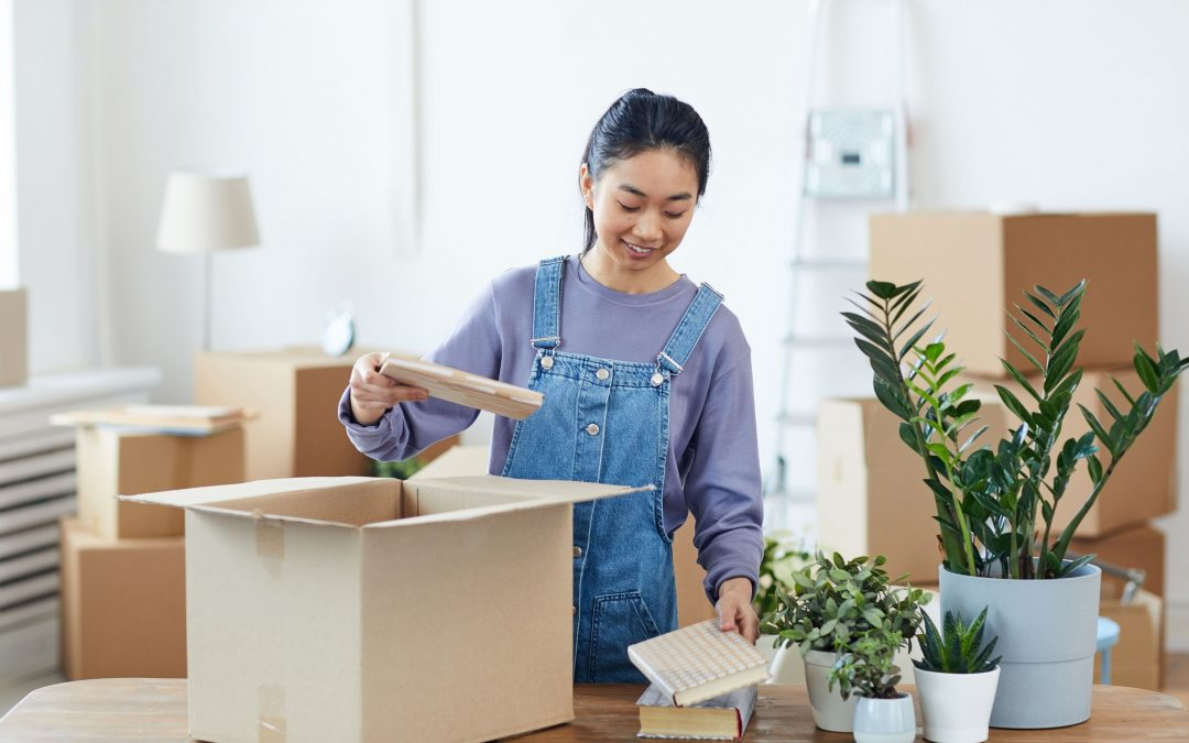 Declutter your home before 2021